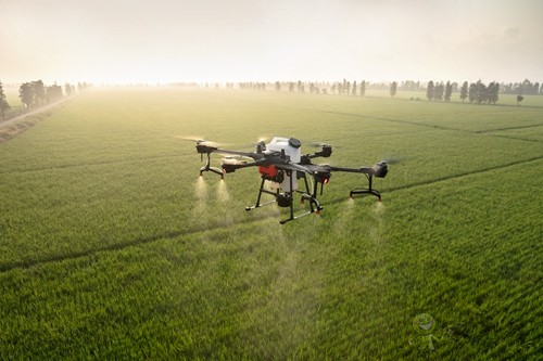 大疆农业T20植保无人机:开启智慧农业的又一把钥匙