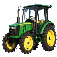 3B-604拖拉机 智能化农机设备_约翰迪尔