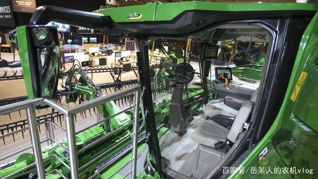 约翰迪尔发布X系列收割机