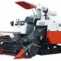 4LZ-3履带式联合收割机_农业设备智能化_久保田