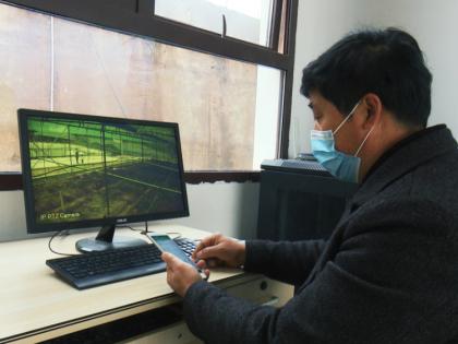 智慧农业助力疫情防控,同步推进春耕生产