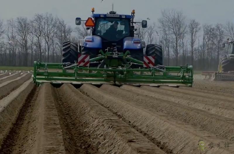 农业机械也能人性化?