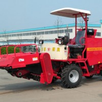 时风4YZP-2H型自走式玉米收获机