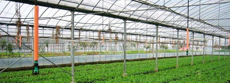 农业物联网可以帮助农户实现精准种植