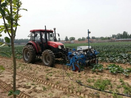 农业机器人是人的四肢在农业场景中的延伸