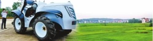 河南农业——智慧农机 驰骋田野