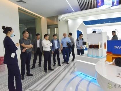 探索智慧植物工厂新模式——新松公司与中国农业科学院都市农业研究所签署战略合作协议