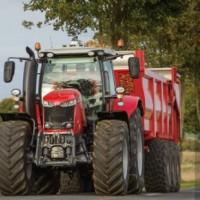 麦赛福格森MF7700系列拖拉机
