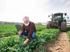 """美国""""智慧农业""""带动农业产业链实现全新变革"""